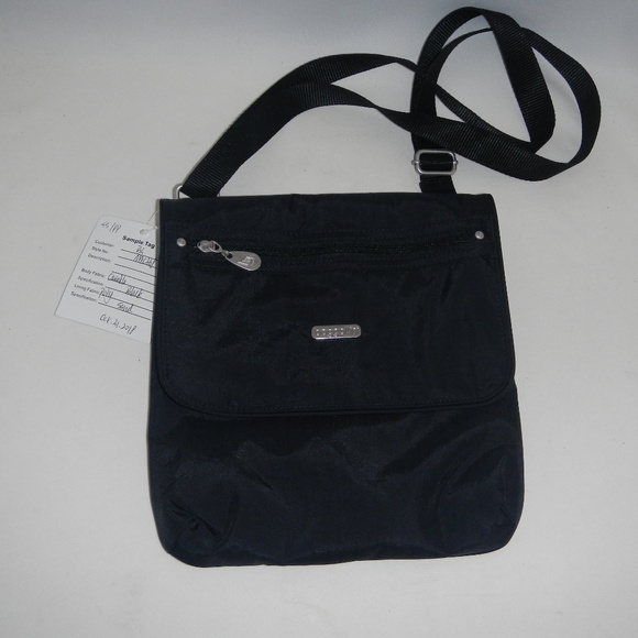 8243e7ce52fc Baggallini Cross Body Bag Travel Purse Medium Size NWT